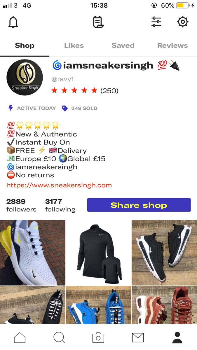 f8b83a4bef Sneaker Singh - @iamsneakersingh Twitter Profile and Downloader   Twipu