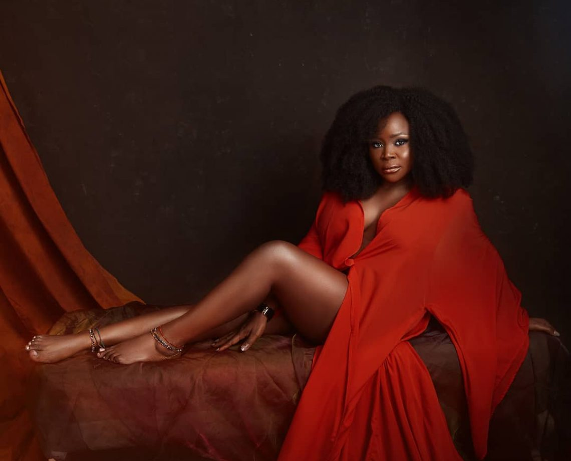 """""""This Country Is Useless"""" - Omawumi Reacts To Gorilla Swallowing N6.8m In Kano Zoo"""