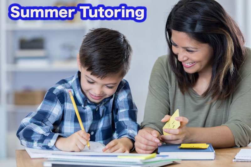 ☀️ One of the main reasons why summer tutoring is so beneficial is because it allows a student to fill in the gaps in knowledge from the previous year. 📚 Contact us to get started: https://apollotutors.org  #Education #Tutoring