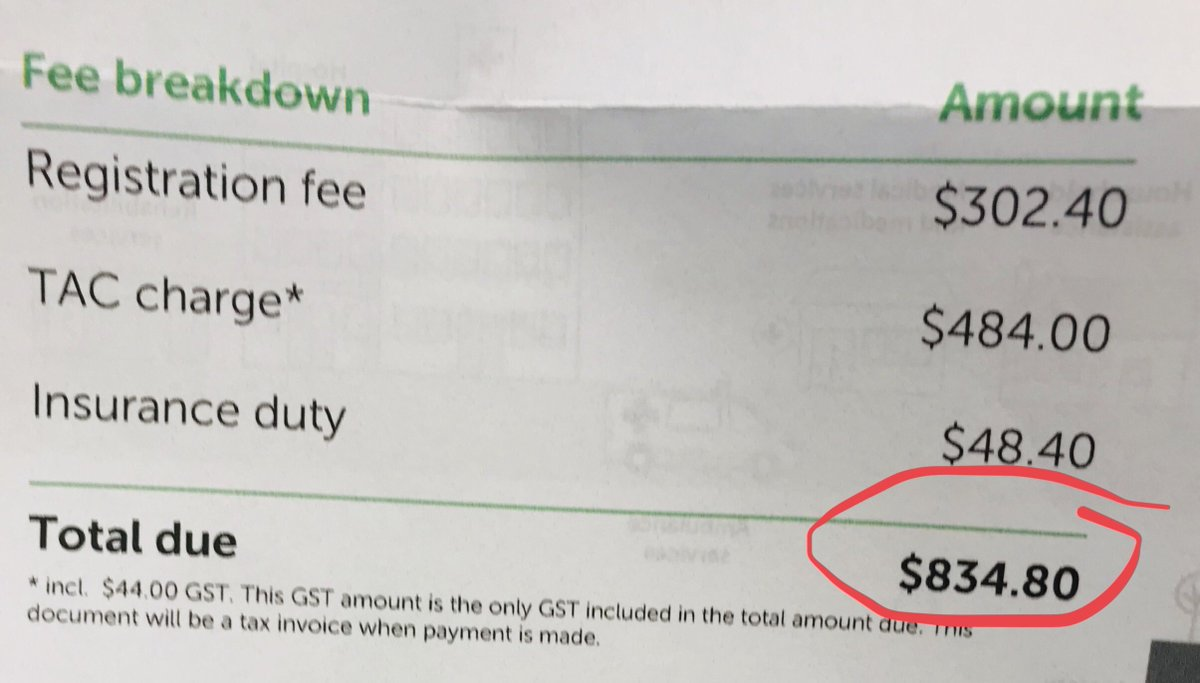 How Much Does It Cost To Register A Car >> Allan Raskall On Twitter How Much Does It Cost To Register