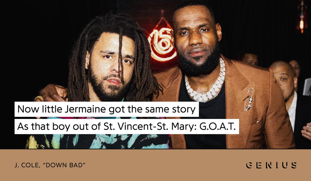 j. cole talking his shit on this new #ROTD3 single  #DownBad <br>http://pic.twitter.com/ZVqx3jirRm