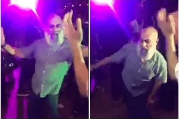 لما تدخل ديسكو حلال وتشرب مية زمزم وتهب معاك