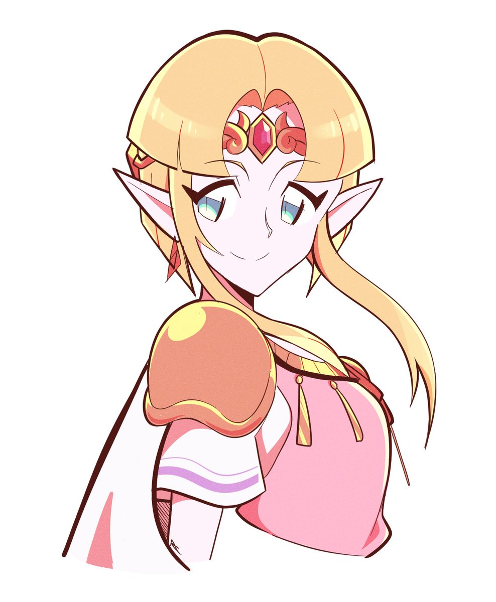 Ghostlyrc On Twitter Okay So You Ve Seen Short Haired Botw Zelda Now Here S A Proposition