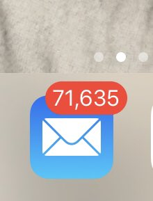 THIS is burning...70k email to answer. My absolute record.Now that the students got their exams its time to get back to my inboxs🥵 im gonna think about coming up with the post-emails or just keep boxing or just delete all my inboxs .Any favourite option u all?