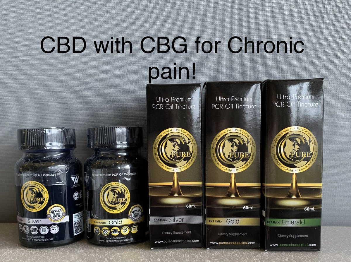 Chronic pain is a serious issue. Not only is it awful but it disrupts your life, changes everything, and could get you addicted to opioids. This has been a game changer for many people. #cbd #cbg #purecannaceutical #hemp #painrelief #chronicpain #painsolution #spoonie https://t.co/Ihn3ivouUy