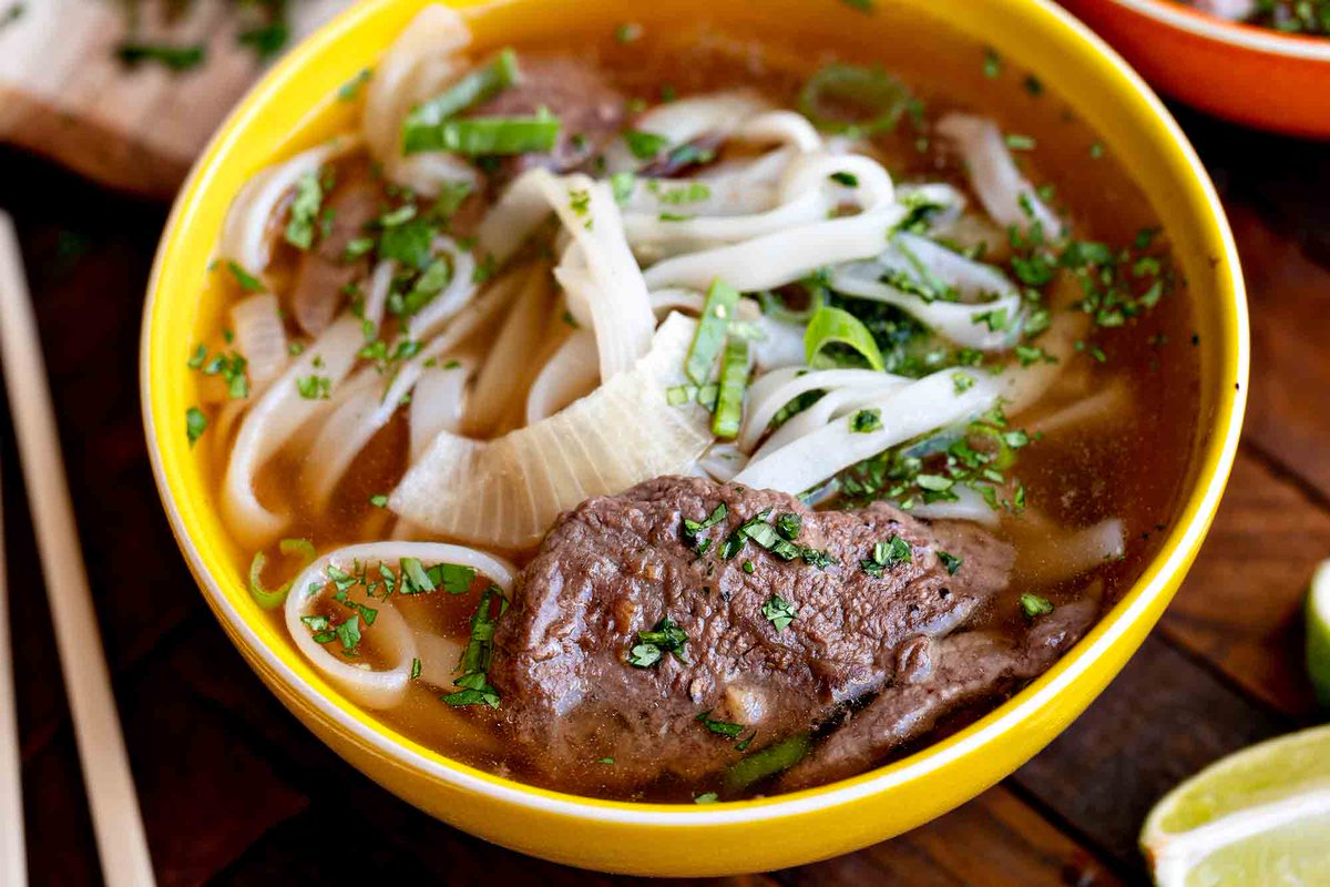 Image result for pho beef soup