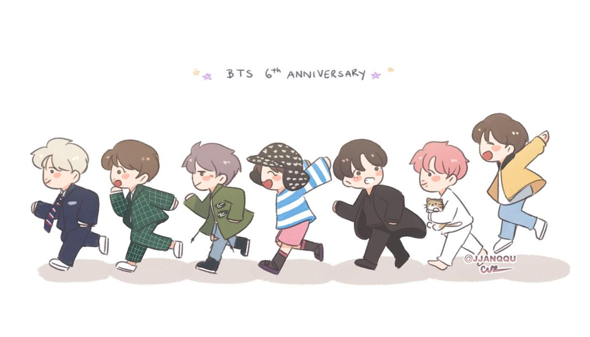 happy 6 years  #6YearsWithOurHomeBTS #BTS6thAnniversary <br>http://pic.twitter.com/whSwqczXkd