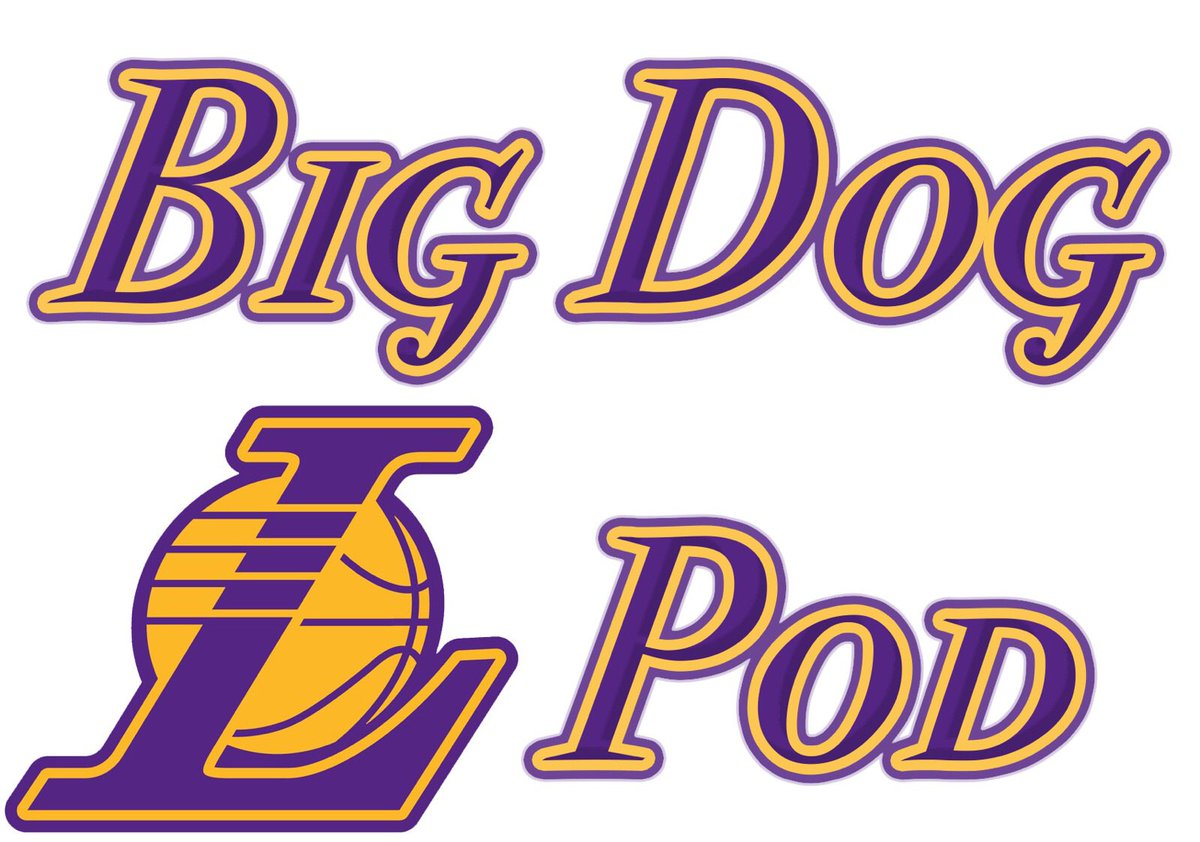 1f24c58916b New episodes every week! https://podcasts.apple.com/us/podcast/big-dog- lakers-pod/id1439157057 … ...