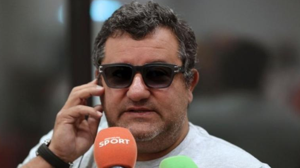 Mino Raiola has had a three-month worldwide ban from football activity suspended.More: https://bbc.in/2RaSTov