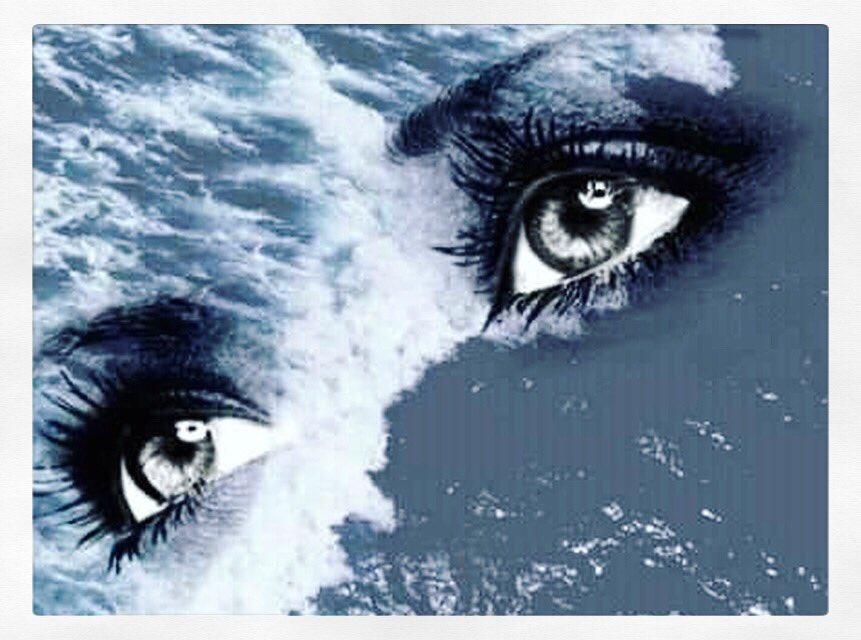 Olhos de água🍑❤️