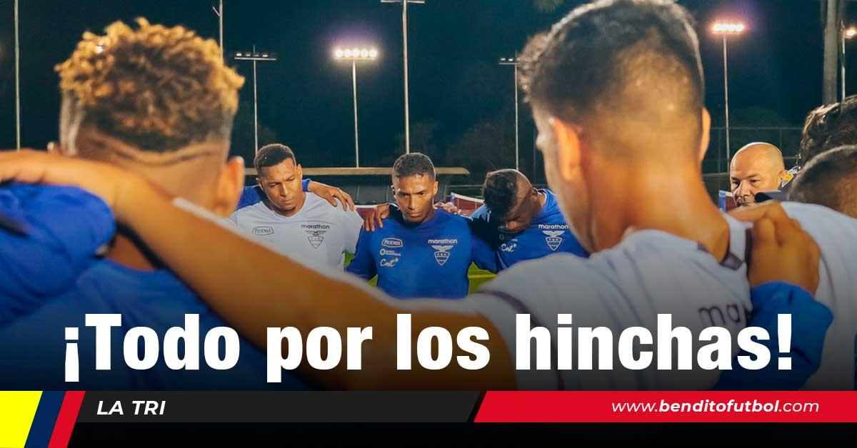 Selección Piel Gallina Video Hinchas Charla Motivacional