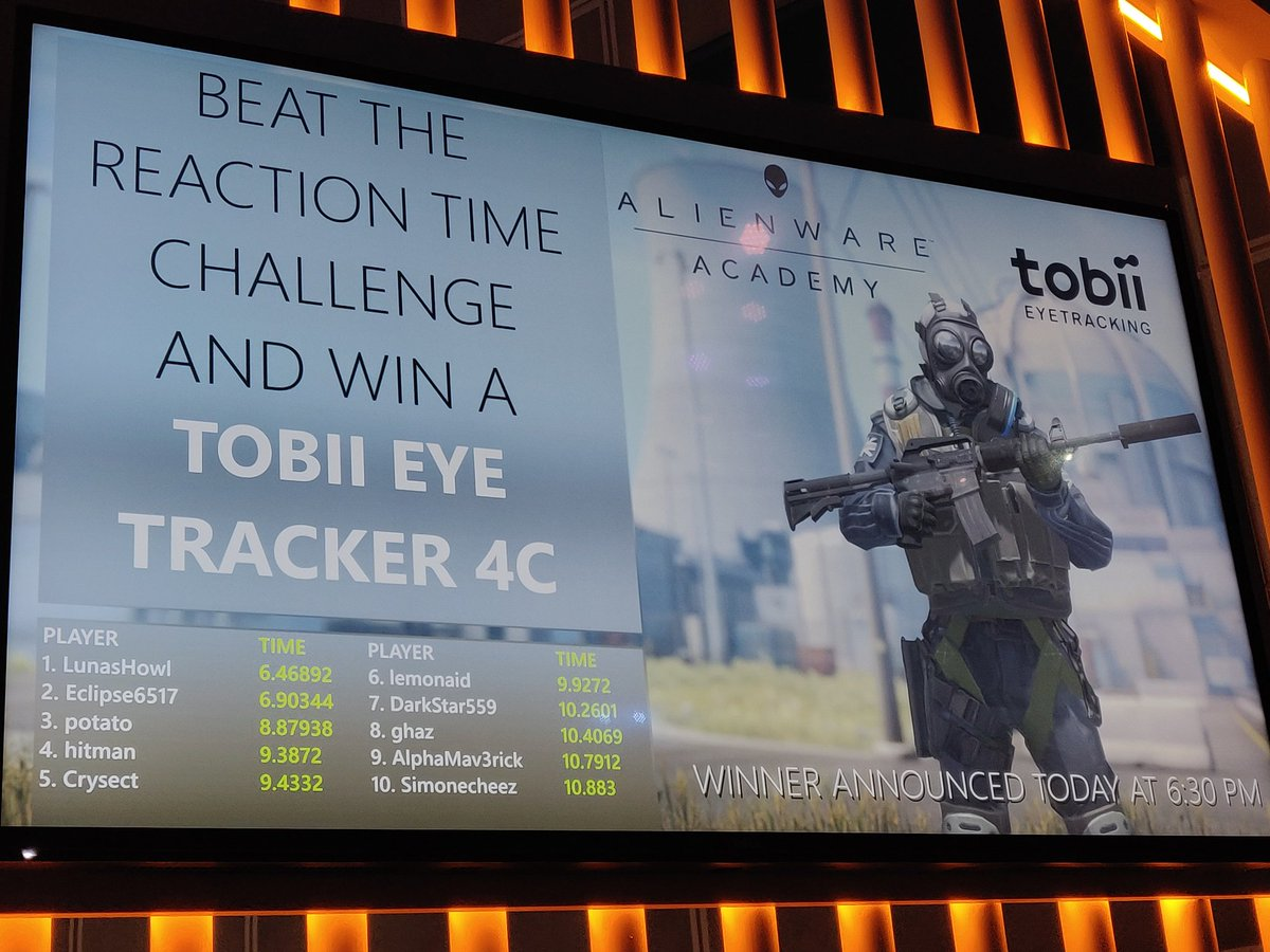 Tobii Gaming on Twitter: