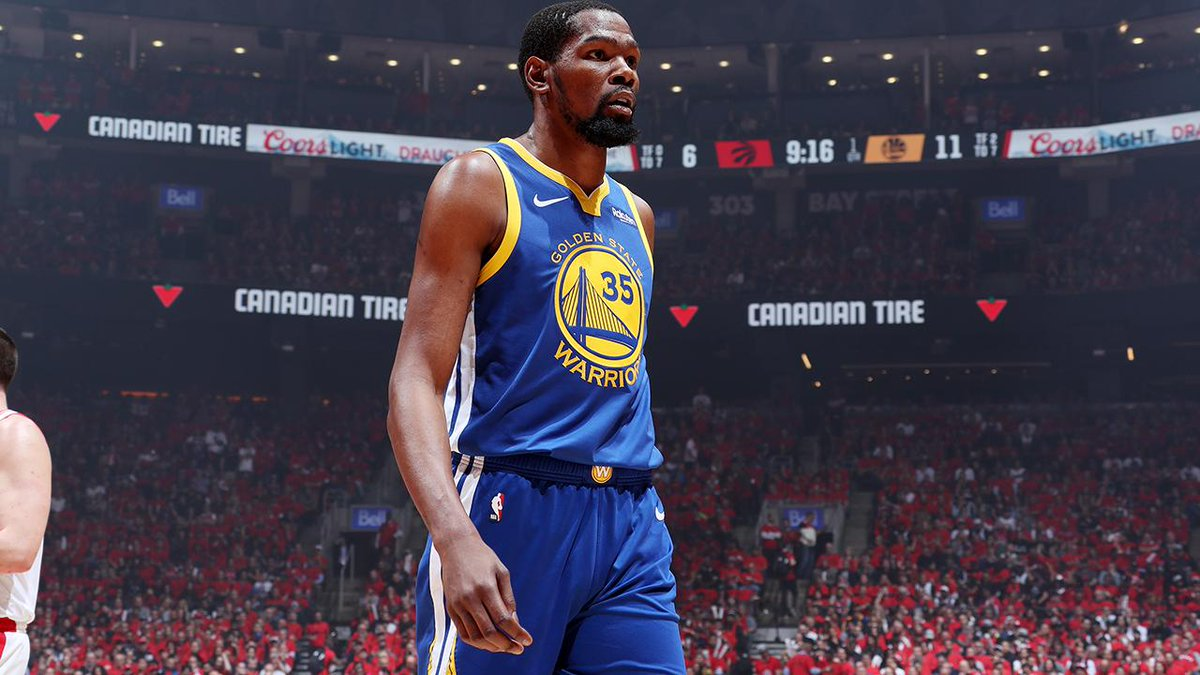 Warriors forward Kevin Durant underwent an MRI yesterday in New York. The MRI confirmed that Durant has suffered a ruptured Achilles. As a result, he underwent surgery today at the Hospital for Special Surgery in New York. The surgery was successful and Durant is recovering well.