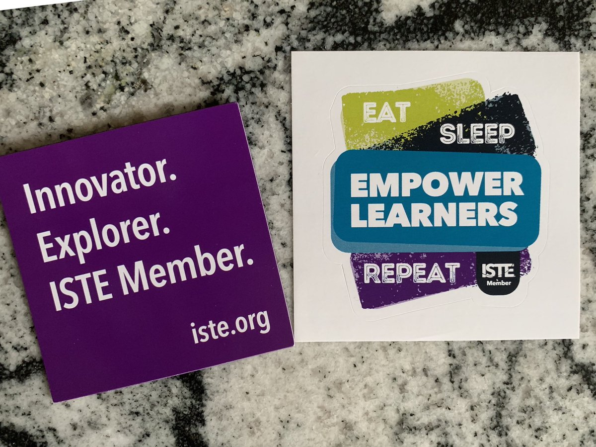 Who's excited for #ISTE19!? I cannot wait! #LEAPeffect