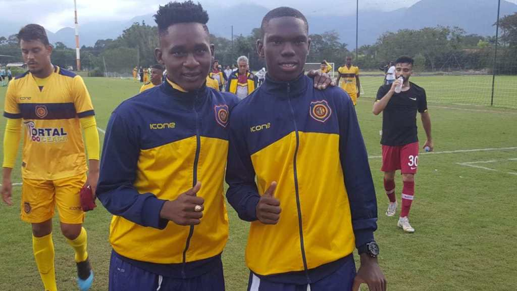 GUYANESE TRIO IN BRAZIL ADAPTING WELL - - For more stories like this, Visit our newsfeed at https://t.co/TKkxqfrn2V https://t.co/LWcdWajm97 https://t.co/oJIKURfBTw
