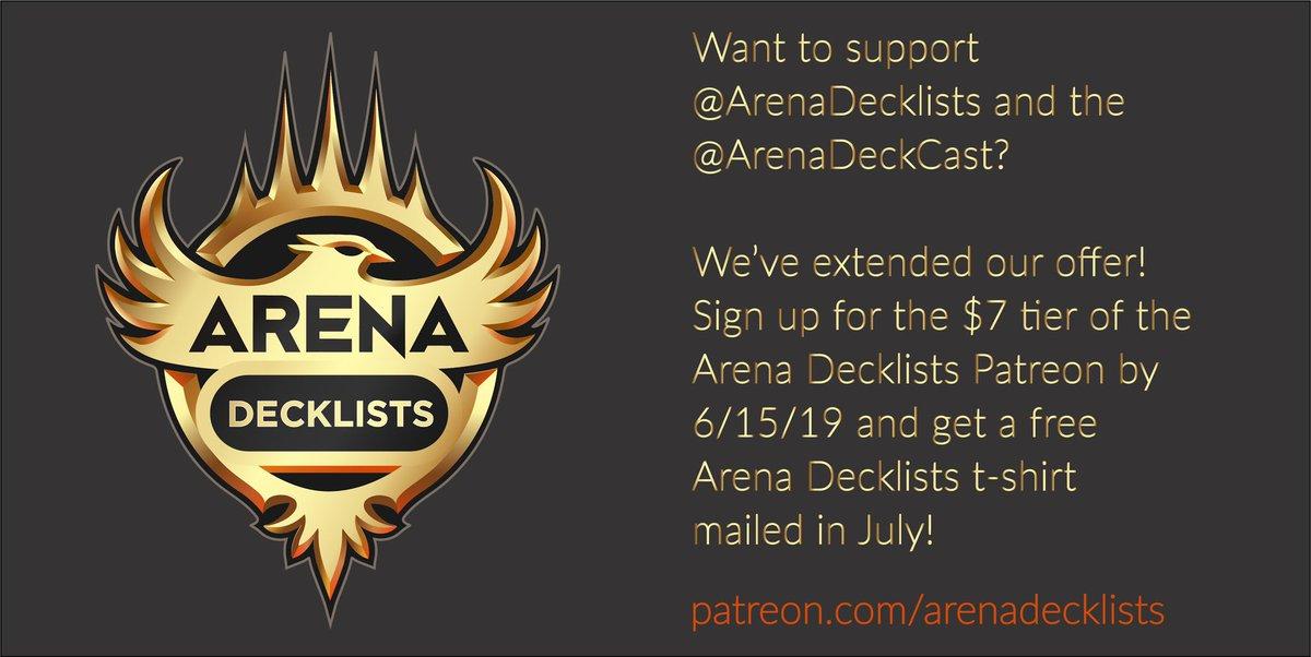 Arena Decklists (@ArenaDecklists) | Twitter