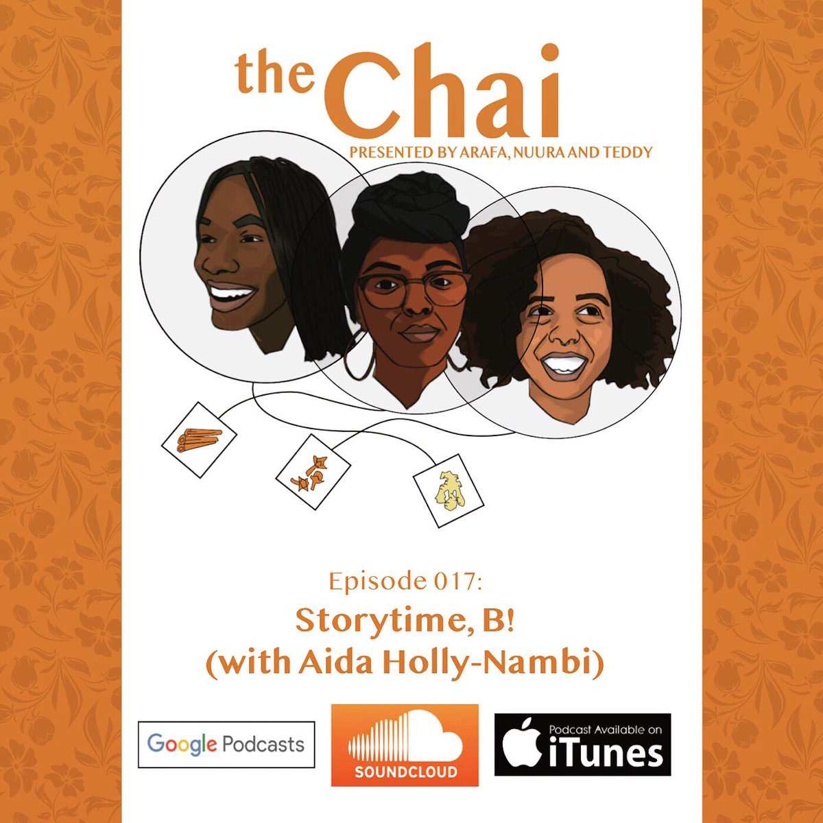 Episode 17 is here  in this episode we discuss our favourite artists owning their industries, the GoT finale and owning our own narratives. We are also joined by Aida Holly-Nambi from @Afroqueerpod , for an interview about storytelling <br>http://pic.twitter.com/QTVIWNi96X