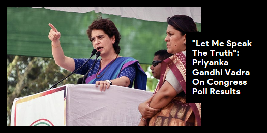 """Lead story now on http://ndtv.com: """"I will find out about those who did not work for the party in the elections,"""" she declared https://www.ndtv.com/india-news/priyanka-gandhi-vadra-criticizes-congress-workers-for-not-working-hard-enough-in-amethi-and-raebarel-2052418…#NDTVLeadStory"""