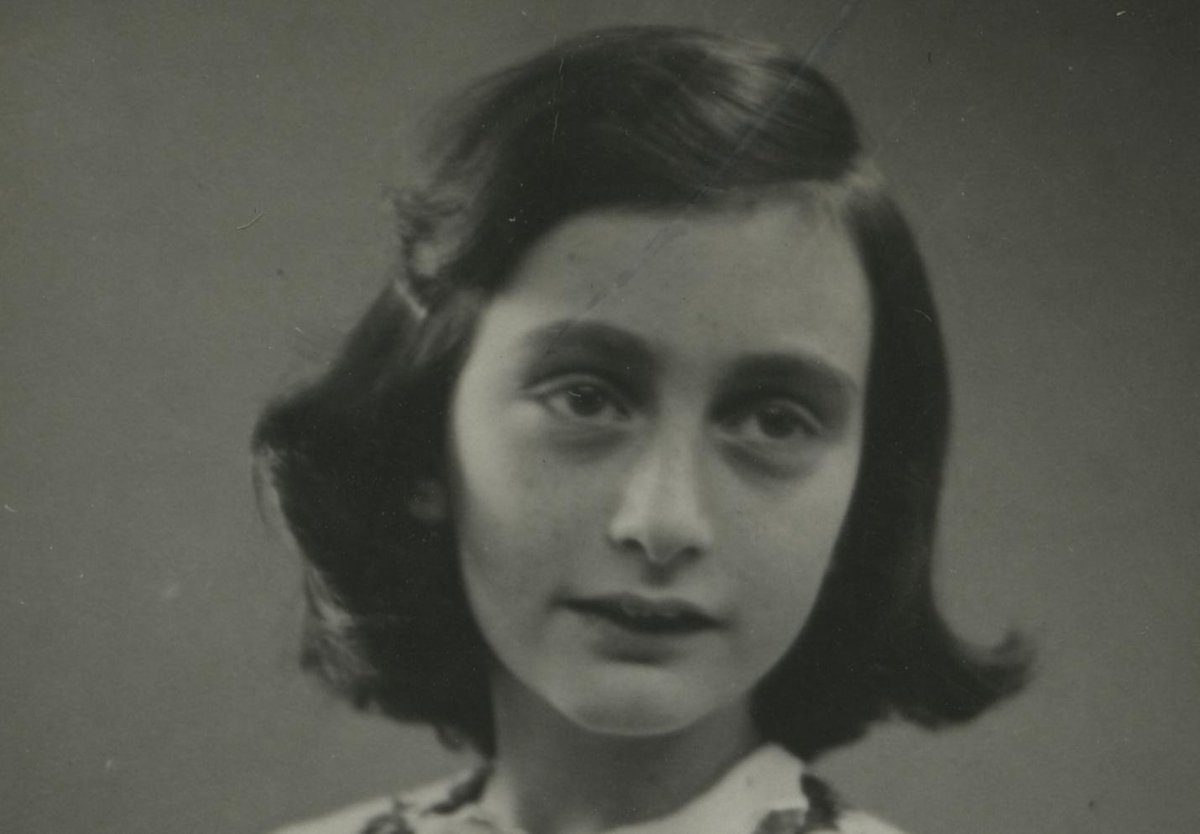"""""""What is done cannot be undone, but one can prevent it happening again.""""—#AnneFrank #Anne90"""