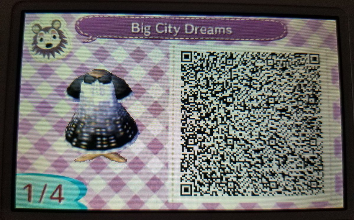 Acnlqrcode Hashtag On Twitter