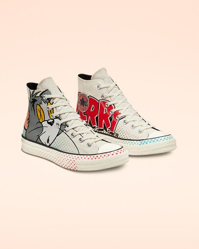 Tom and Jerry x Converse Collection