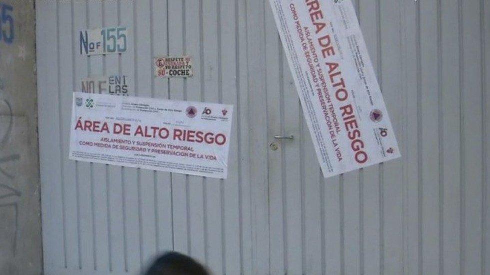 Terrible caso. Bebé muere en presunta guardería irregular de Álvaro Obregón http://bit.ly/2R9DHbs