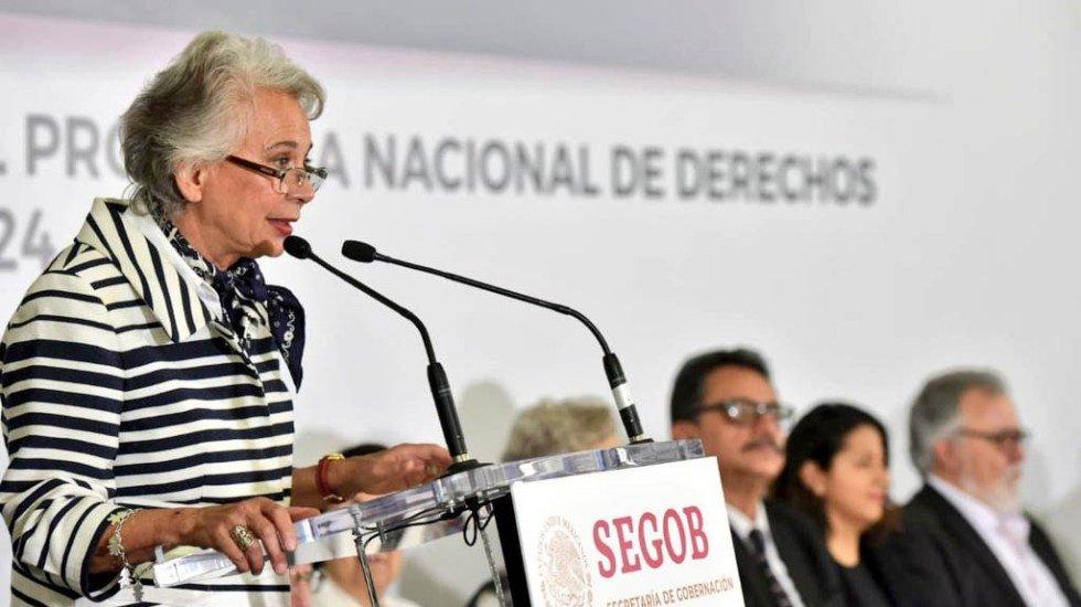 La secretaria de Gobernación, Olga Sánchez Cordero, declaró que no sabe por dónde pasaron 144 mil migrantes rumbo a Estados Unidos http://bit.ly/2X3BiEF