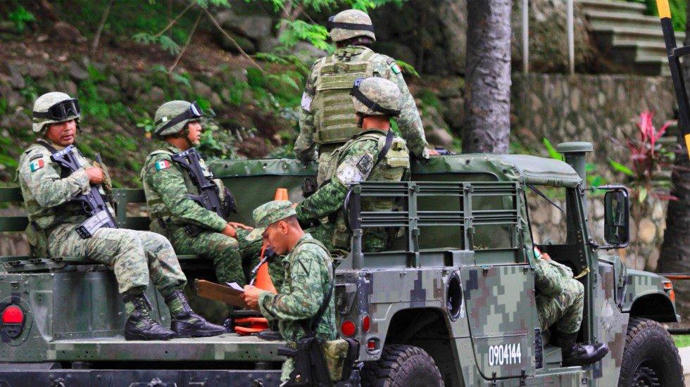 Refuerzan retenes militares en Tapachula para detectar a migrantes http://bit.ly/2X5To8N