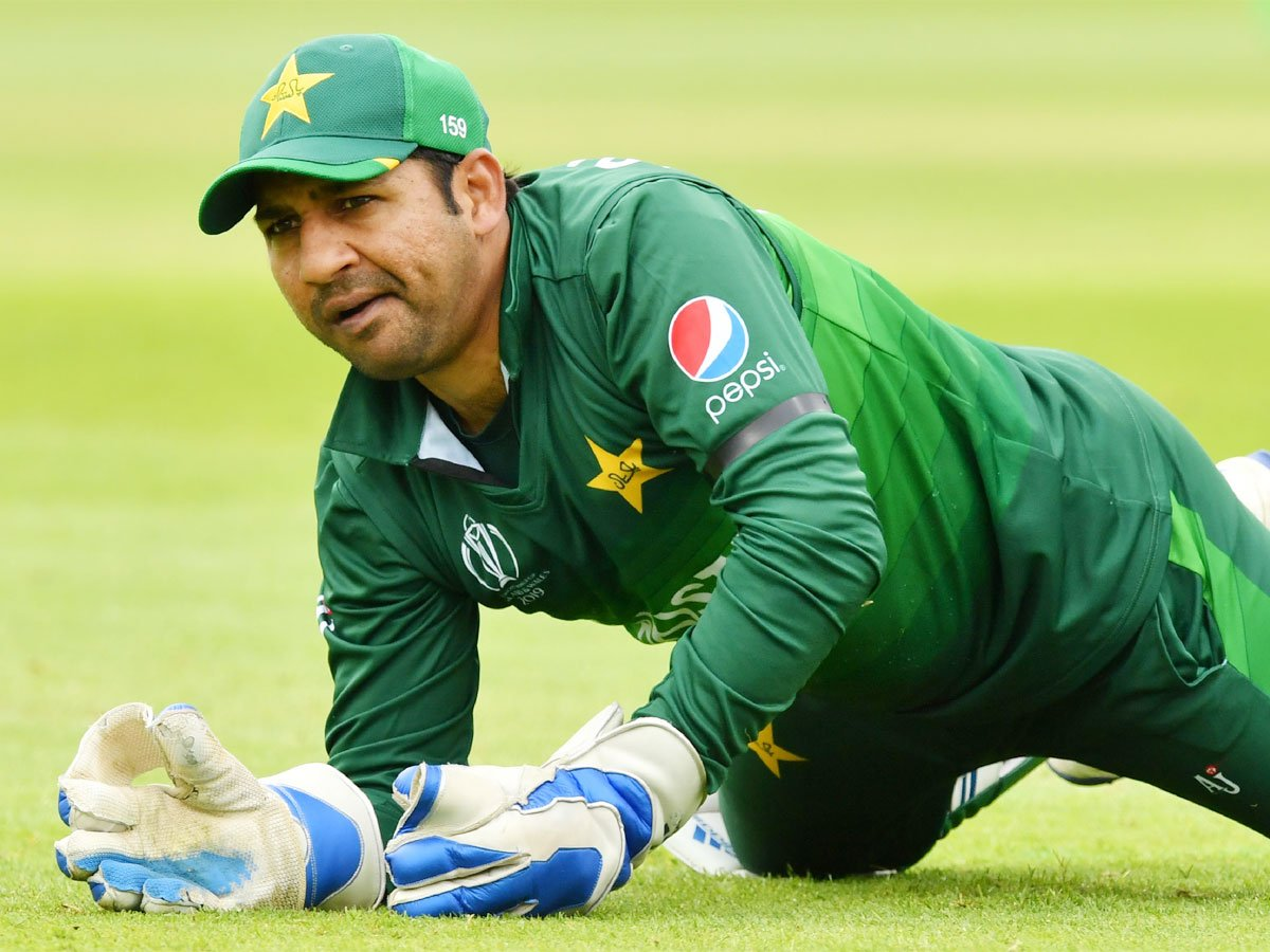 #WC2019WithTimes #ICCWorldCup2019 #CWC2019 #CWC19 #SarfarazAhmed #INDvPAK@ICC @cricketworldcup 2019: @SarfarazA_54 warns Pakistan must improve ahead of India clash  🏏READ 👉http://toi.in/yNJa1a/a24gk