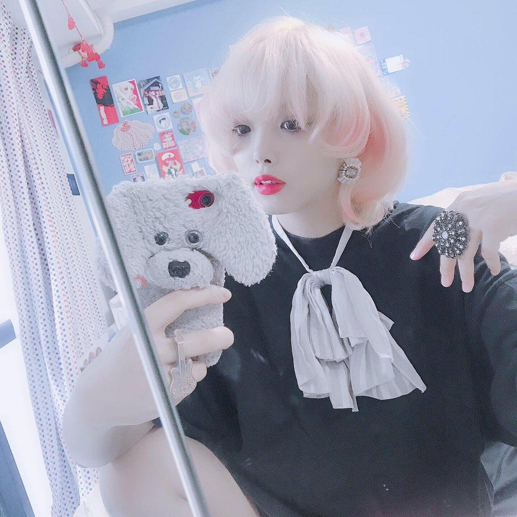 ベローチェ バイト 髪