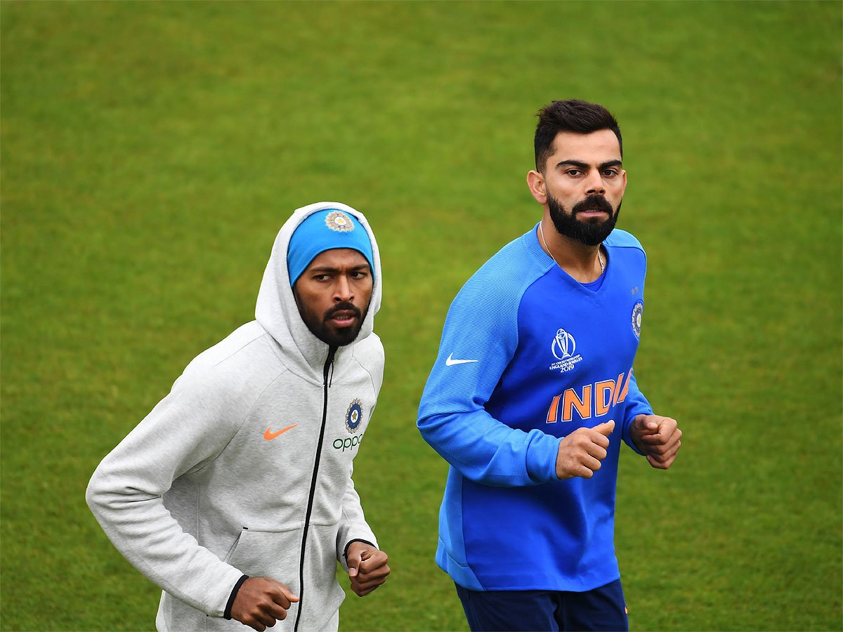 #WC2019WithTimes #CWC2019 #ICCWorldCup2019 #INDvNZ #CWC19Clash of the unbeaten: #TeamIndia face @BLACKCAPS at Trent Bridge🏏Preview ✍️http://toi.in/-O7CzZ/a24gk