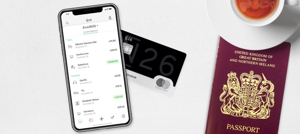 N26 shares some metrics https://tcrn.ch/2Xbsw7r by @romaindillet
