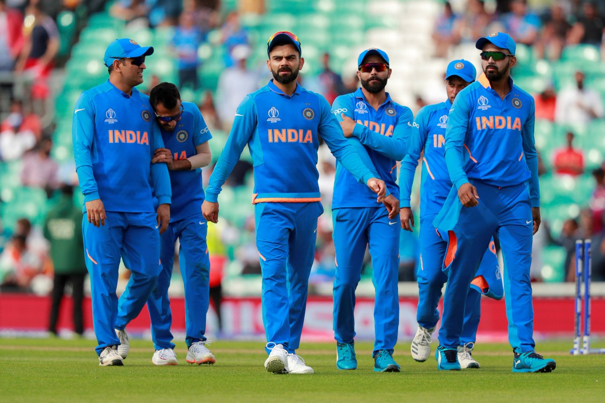 #WC2019WithTimes #ICCWorldCup2019 #CWC2019 #CWC19 #INDvNZ@cricketworldcup: Can confident India clip Kiwi wings? 🏏WATCH 📽️https://bit.ly/2ZmVIWp