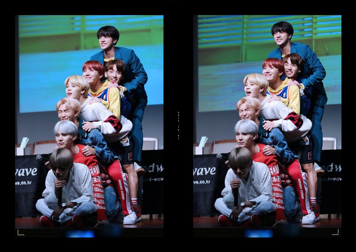 우당탕탕 가족사진.jepg #방탄생일ㅊㅋ #HBD_BTS #방탄소년단 #BTS @BTS_twt