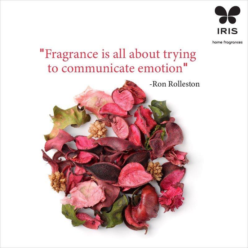 IRIS Home Fragrances on Twitter: