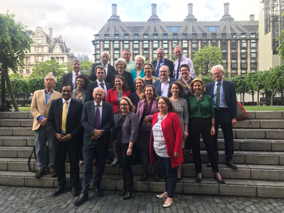 This is why so many other politicle battles an policy decisions, an actions not taken on serious issues have not been approached because too much time taken by MP's over #Brexit. Too many meetings an counter meetings an meetings about organising meetings an voting, voting, voting