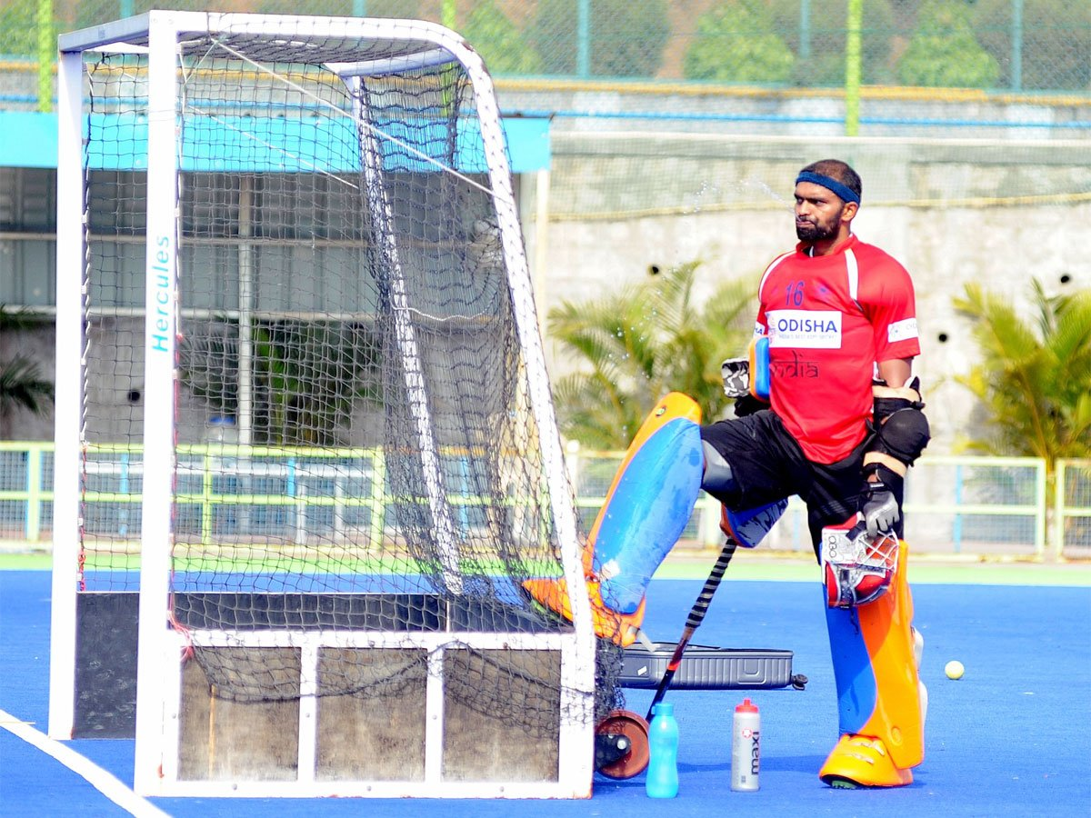 #FIHSeriesFinals #Hockey  #SreejeshFIH Series Finals: Indian team needs a mental conditioning coach, says @16Sreejesh  🏑INTERVIEW 👉http://toi.in/4FskPZ96/a24gk