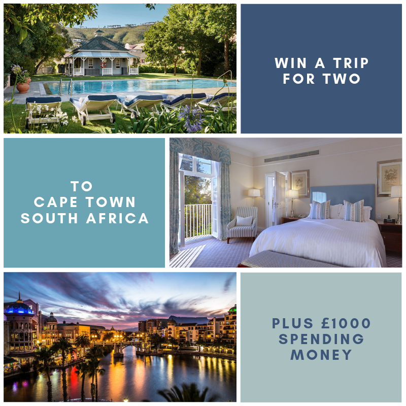 #Win A Trip for two to Cape town South Africa.. Plus £1000 spending money!! ..Flights included as well as a luxury stay in the 5 star hotel Belmond Mount Nelson Mandela... Say 'yes please' in the comments and #RT  #Competition closes 31st December 2019. #Winner #FreeHoliday https://t.co/gqLsF14QiN