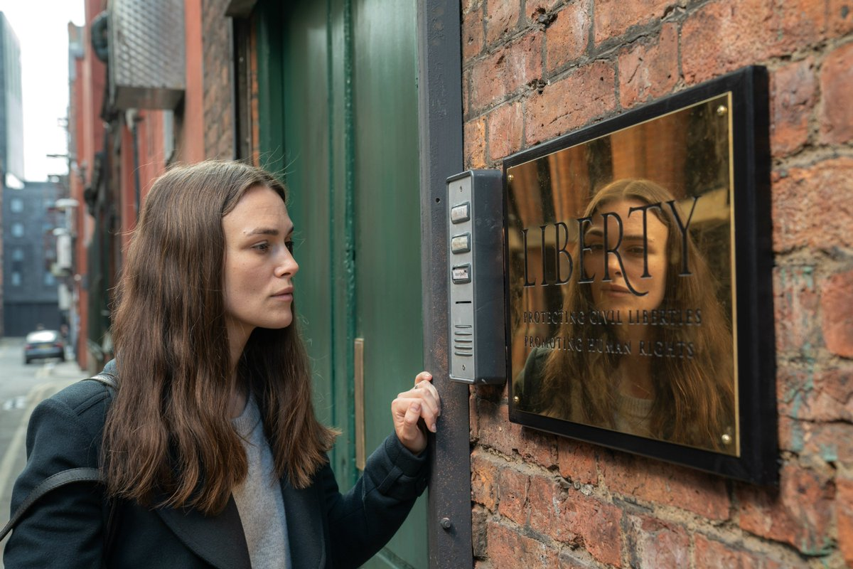The trailer is out for #OfficialSecrets! 🤫The true life thriller starring #KeiraKnightley #MattSmith & #MatthewGoode filmed in #Leeds at locations including @primestudios, where the production offices were based.🍿In cinemas 18 October. More on locations  https://www.yorkshireeveningpost.co.uk/news/people/official-secrets-trailer-released-for-keira-knightley-spy-thriller-filmed-in-leeds-1-9818209…