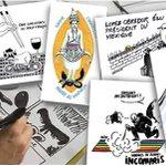 Image for the Tweet beginning: ✏️#CartoonistParis : rendez-vous ce soir