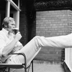 Image for the Tweet beginning: 13th June 1972: England cricketer