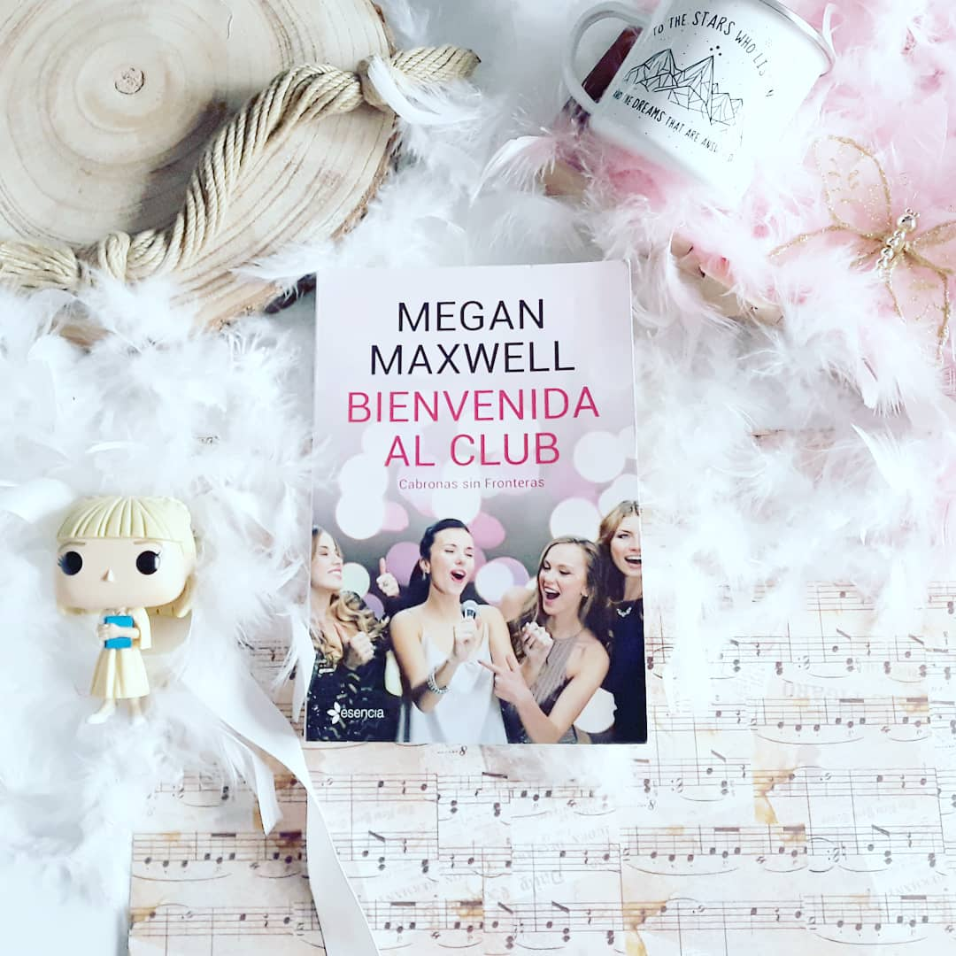 Resultado de imagen de bienvenida al club megan maxwell