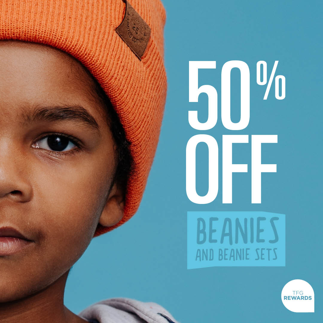 Yes HELLOOO Winter 💅 50% OFF BEANIES AND BEANIE SETS! Offer available to rewards cardholder customers online & in-store from 21 May to 16 July 2019. Not a Rewards member? Simply sign up in-store or online! Ts & Cs apply. https://t.co/Dy32eelEQ4