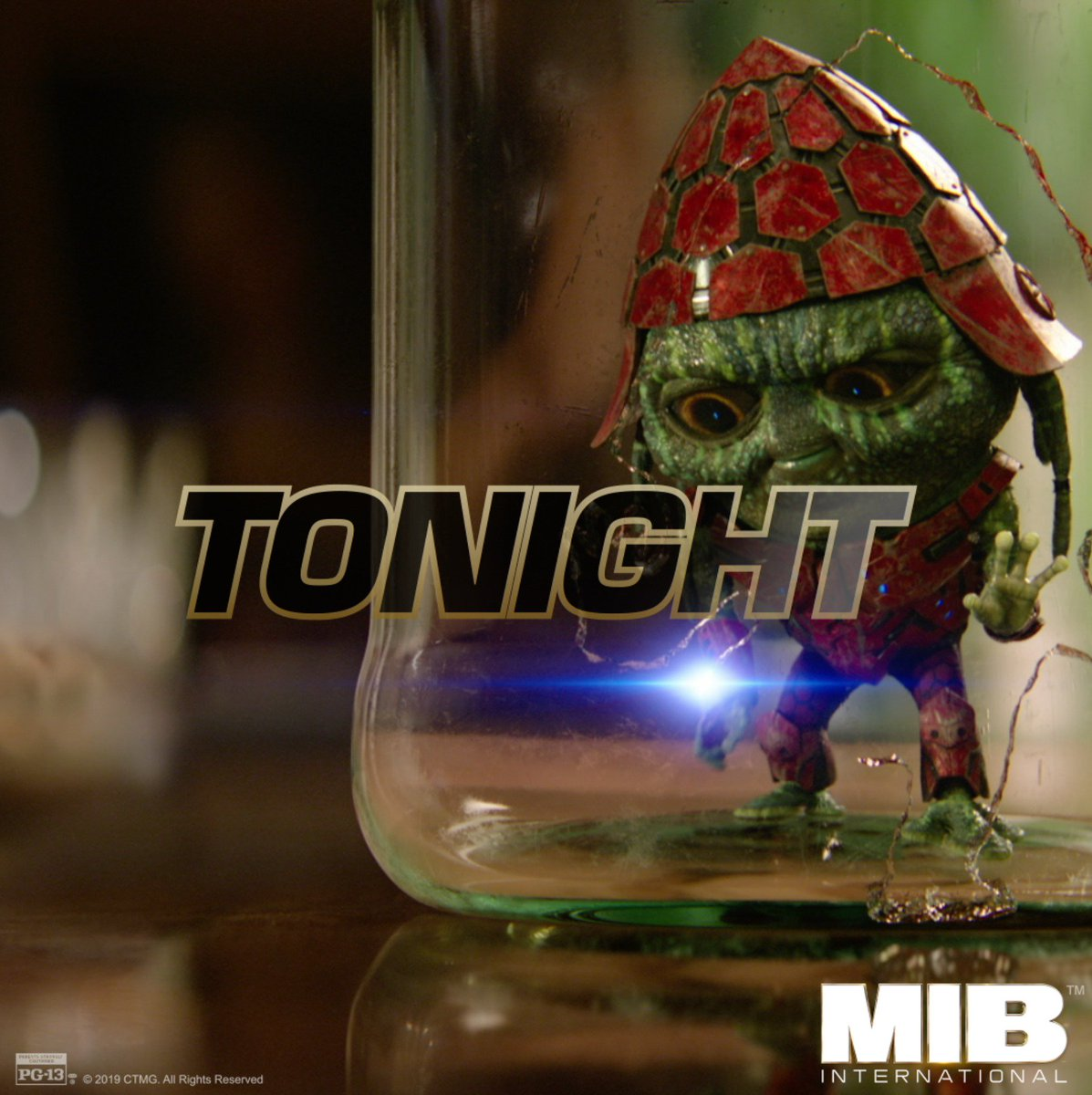 Don't make the mistake of missing out on #MIB! It hits theaters TONIGHT. Get your tickets now: http://bit.ly/MIB-Tix .