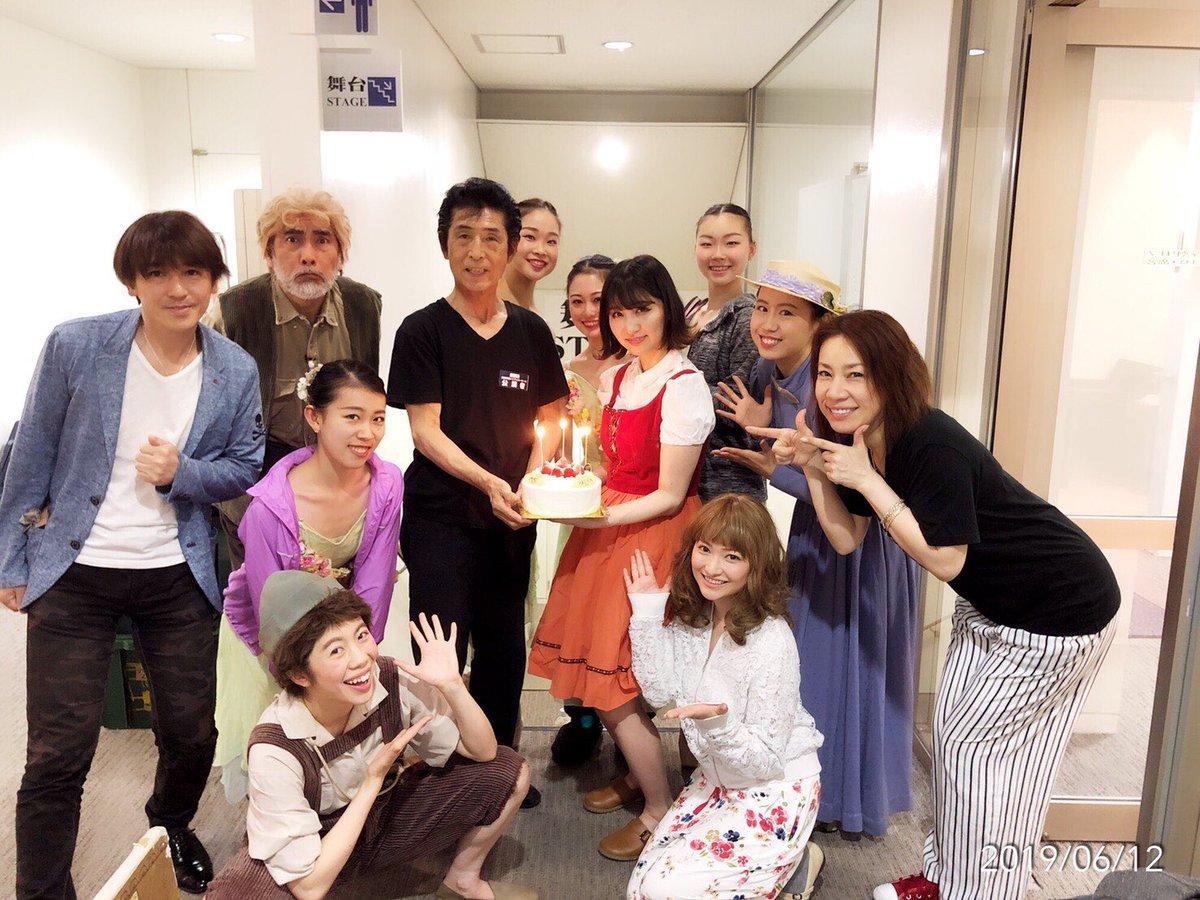 今出舞さん。菅原明さん。 お誕生日おめでとうございます