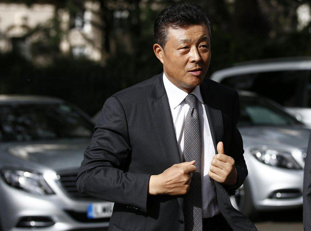 ब्रिटेन ने चीन के राजदूत को संसद में प्रवेश करने से रोका