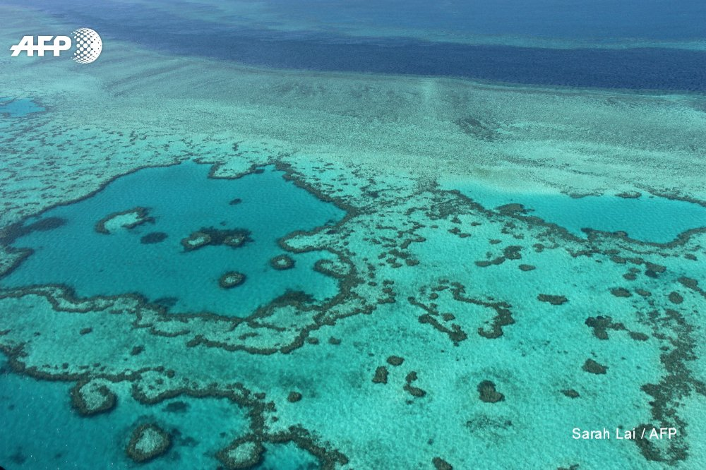 Australia approves vast coal mine near Great Barrier Reef http://u.afp.com/JPse