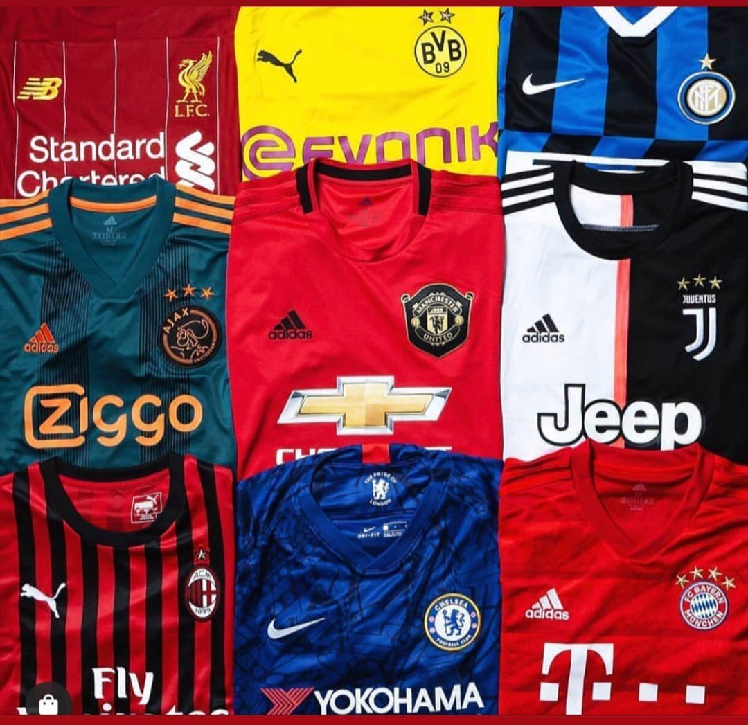 Let's get you ready for the new season  All released jerseys are now available  Size: S, M, L, XL  DM or WhatsApp 07033860184 to order  Plain: 8000 Customized: 10000 IG handle: @smug55  Kindly help retweet if this appears on your TL...thanks #MSMEThursdayWithDipo <br>http://pic.twitter.com/Bgg66RCNIW