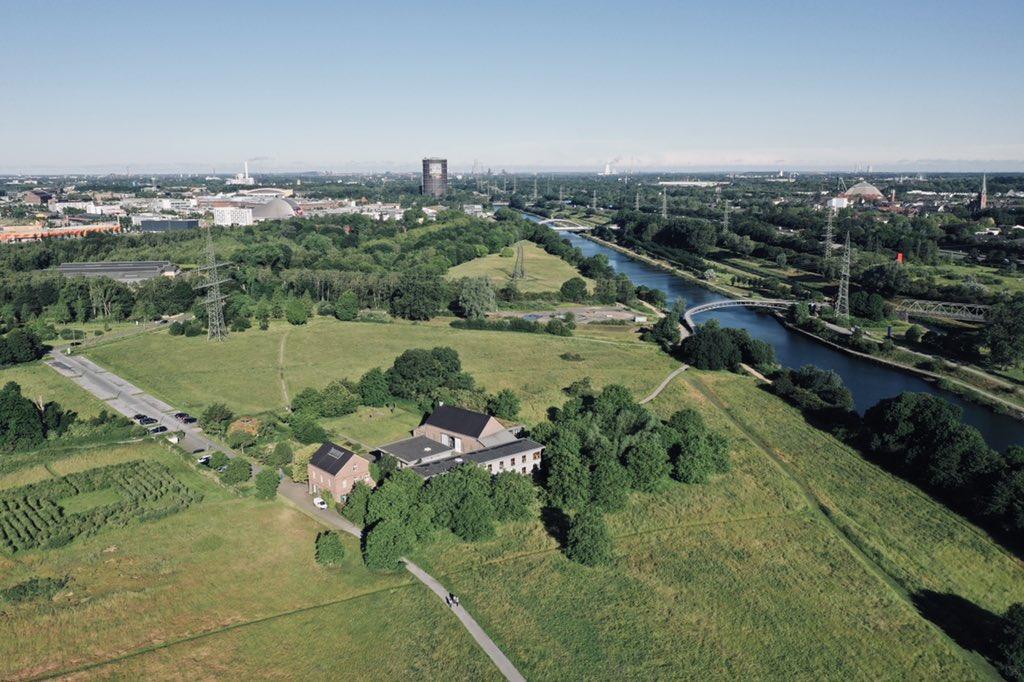 Willkommen in #Oberhausen! Heute trifft sich die #Fraktion im Haus Ripshorst zur auswärtigen Fraktionssitzung. #spd #rvr #ruhrgebiet #ruhrgrün (📷: RVR SPD) ^ml