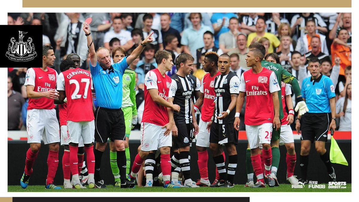 Newcastle United Fc On Twitter Newcastle Kicked Off The 2011 12 Season With A Home Game Against Arsenal At Stjamesparkne1 The Sides Drew 0 0 And United Went On To Finish Fifth In
